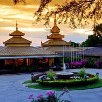 Bagan Thiripyitsaya Sanctuary Resort, hotel in Bagan