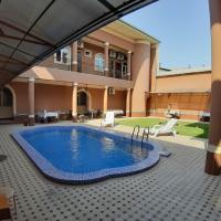 Sarbon Hotel Tashkent