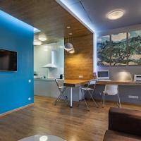 Апартаменты Архитектор в административном центре