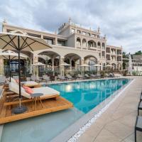 Villa Chinka by Astor Garden Hotel, отель в Святых Константине и Елене