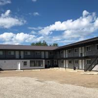 Onoway Inn and Suites: Onoway şehrinde bir otel
