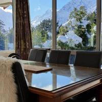 Aoraki Alpine Chalet, hotel in Mount Cook Village