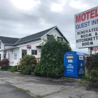 Guest Inn Motel, hotel em Trenton