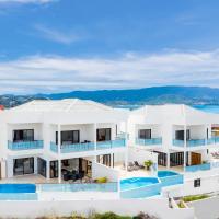 5 Bedroom Twin Sea View Villas A1 A2 - short walk to beach