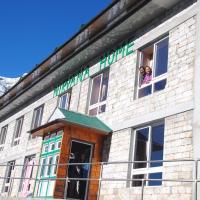 Nirvana Home, hotel in Namche