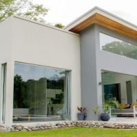 Lilan Nature, Modern House N°2, private swimming pool