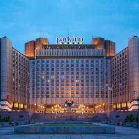 Park Inn by Radisson Pribaltiyskaya Hotel and Congress Centre, hotel in Saint Petersburg