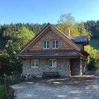 Ferienhaus Haldenmühle - traumhafte Lage mitten in der Natur mit Sauna