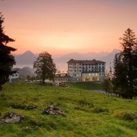 Hotel Villa Honegg, hotel in Ennetbürgen