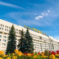 Гостиница Урал, отель в Перми