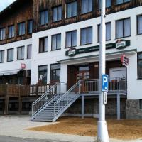 Hotel Enzian (Garni), hotel in Železná Ruda