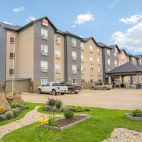 Devonian Hotel and Suites, hotel em Fox Creek