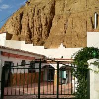Casa cueva El Algarrobo