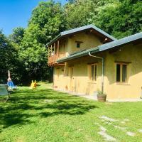 La casa vacanze in valle Maira, hotel a Cartignano