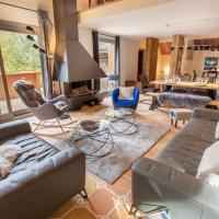 Chalet Broceliande a luxury getaway in Meribel !