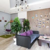 ЛаKшеРи project hotel and hostel