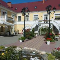 La Belle отель ресторан