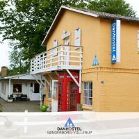 森訥堡瓦雷拉貝丹恩旅館,森訥堡的飯店