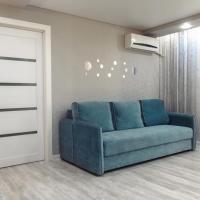 Sea wave colour apartment