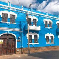 Villa Bonita, hotel em Riobamba