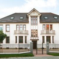 Penzion Reichova vila, hotel in Valašské Meziříčí