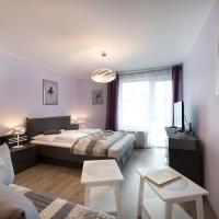 B2B Apartments, hotel en Jihlava
