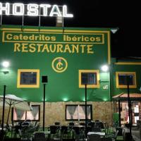 Hostal Catedritos Ibéricos A-5 Km 154