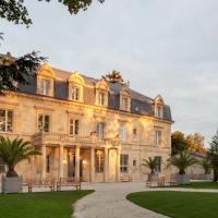 La Maison d'Estournel, hôtel à Saint-Estèphe