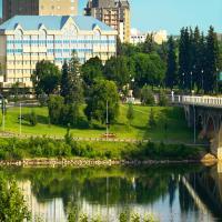Park Town Hotel, hotel em Saskatoon