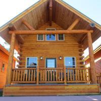 Cabins of Mackinaw & Lodge, hotel in Mackinaw City
