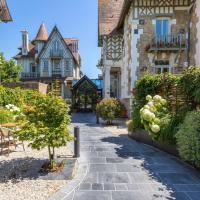Villa Augeval Hôtel de charme & Spa, отель в Довиле