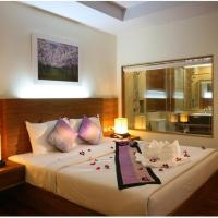 Baan Saikao Plaza Hotel & Service Apartment, Hotel im Viertel White Sands Beach, Ko Chang