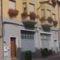 Pensión Arroniz, hotel en Arróniz