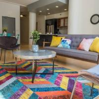 Colorful Cultural District 2BR Apt by Frontdesk