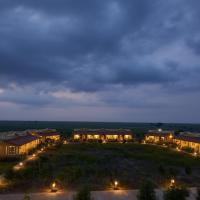 Blackbuck Safari Lodge Velavadar, hotel in Velavadar