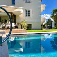 Hotel Villa Freiheim, hotel in Merano