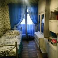 Cozy room nearly the United Exhibition Center on the metro station Levoberejnaya.