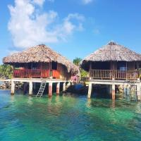 San Blas Islands - Private Cabin Over-the-Ocean + Meals + Island Tours, hotel in Mandinga