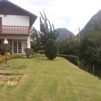 Sitio Rural nas montanhas