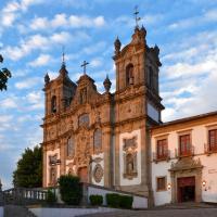 Pousada Mosteiro de Guimaraes, hotel in Guimarães
