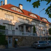 Art Deco Hotel Hoffmann, hotel in Kladno