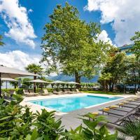 H4 Hotel Arcadia Locarno, отель в Локарно