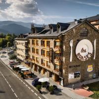 Hotel Restaurant Les Brases, hotel en Sort