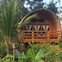 Lagoona Beach Bungalows - Batukaras, hotel in Batukaras