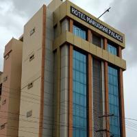 Hotel Marudhar Palace, hotel in Bikaner