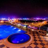 Al Murooj Grand Hotel, отель в Маскате
