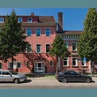 Hotel Kronprinz Garni, hotel in Minden