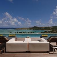 Villa Lodge 4 Epices, hotel in Gustavia