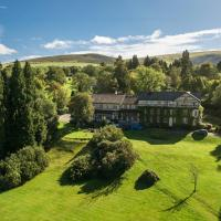 The Lake Country House Hotel & Spa, hotel in Llangammarch Wells