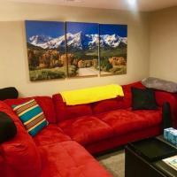Denver Blue Bear Den 3BR 2BA Private Apartment